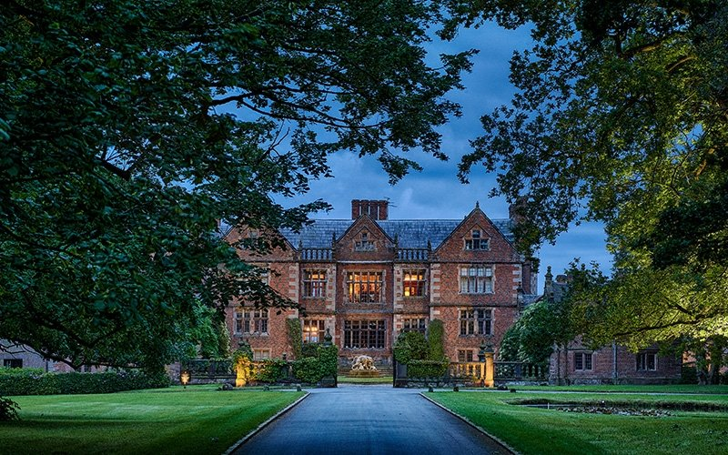 Spectacular country house wedding venue in cheshire for Chesire house