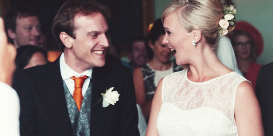 Stunning Wedding Video from Kirtlington Park in Oxfordshire | CHWV