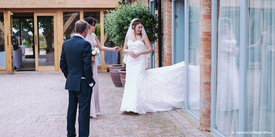 Emma and Steve's Unforgettable Wedding at Bassmead Manor Barns | CHWV