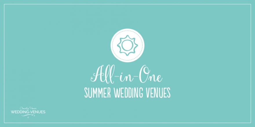 8 All-In-One Wedding Venues That Are Perfect For Summer | CHWV