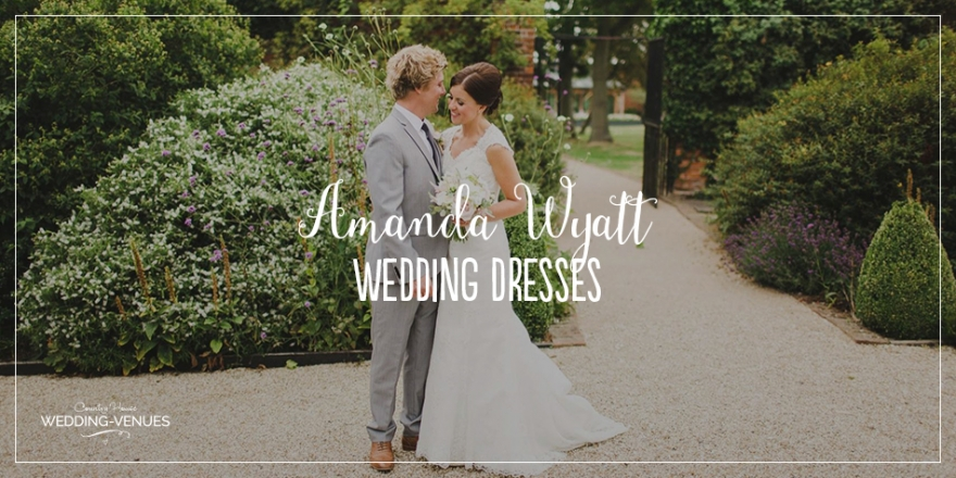 A Closer Look At Amanda Wyatt Wedding Dresses | CHWV