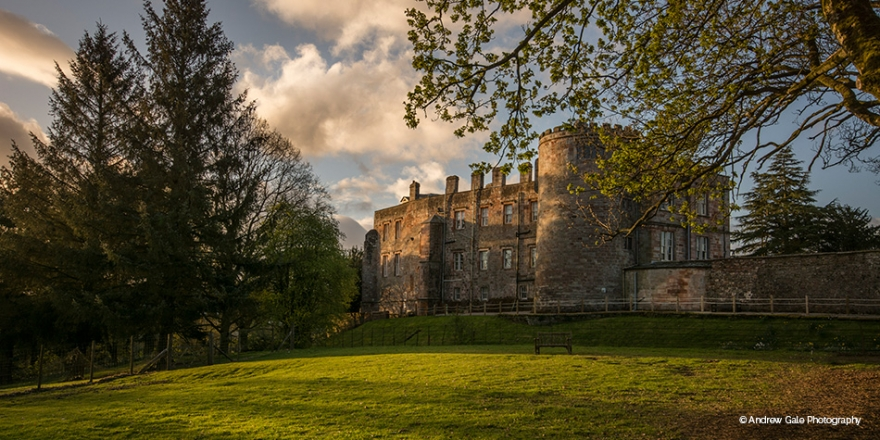 A Stunning Photoshoot At Appleby Castle - Andrew Gale Photography | CHWV