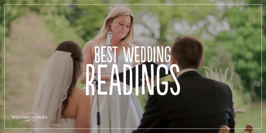 Best wedding readings | CHWV