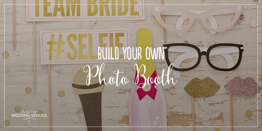 Wedding DIY: Build Your Own Photo Booth | CHWV