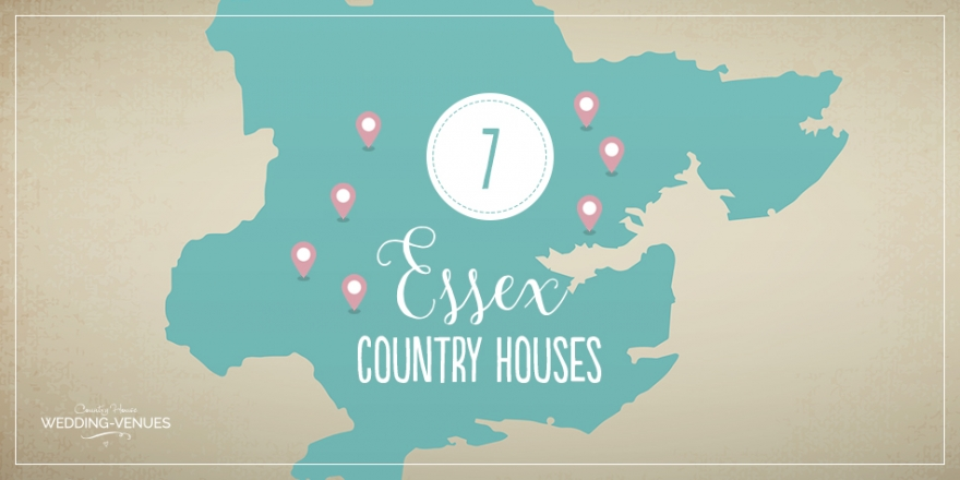 7 Country House Wedding Venues In Essex You Won't Want To Miss| CHWV