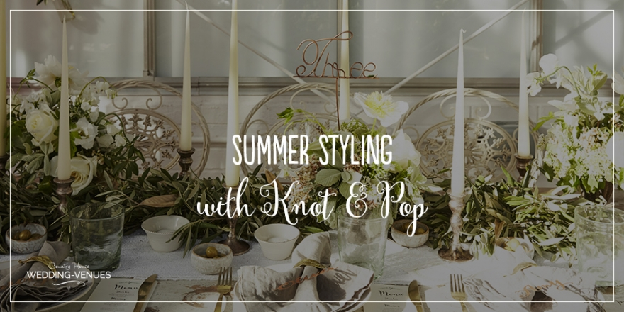 Ask the Experts: Effortless Summer Styling with Knot & Pop | CHWV