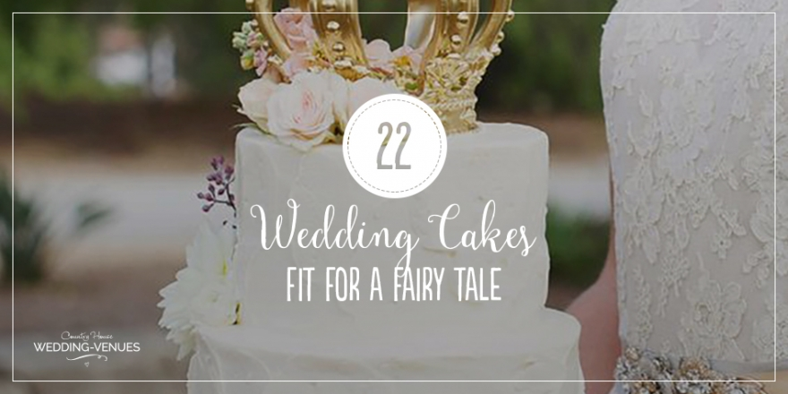 22 Wedding Cakes Fit for a Fairy Tale | CHWV