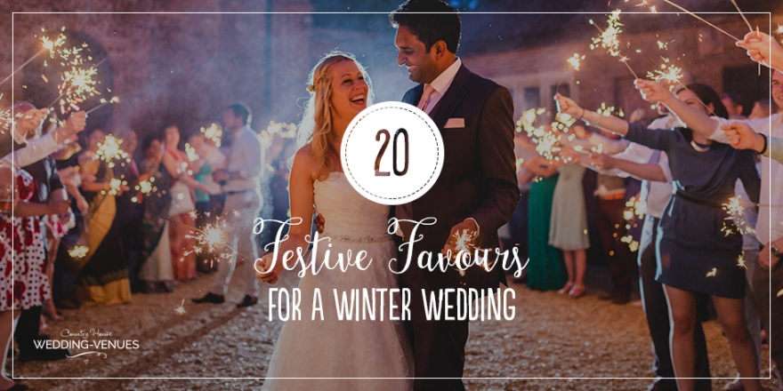20 Festive Favours for a Winter Wedding | CHWV