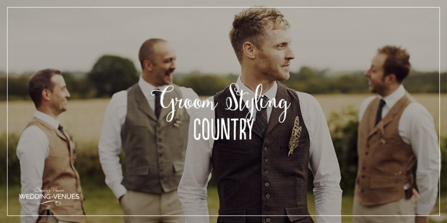 How To Nail That Country Groom Style | CHWV