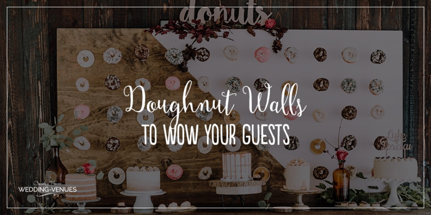 Doughnut Walls To Wow Your Guests | CHWV
