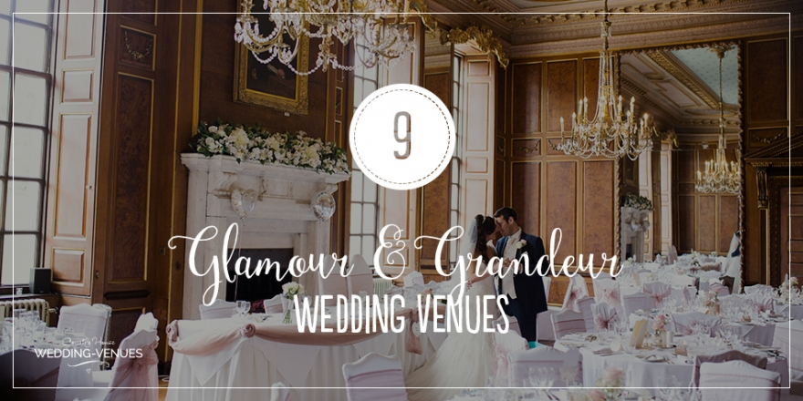 9 Glamorous And Grand Wedding Venues That You Have To See | CHWV