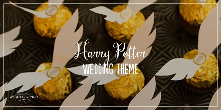 A Magical Harry Potter Theme For Halloween! | CHWV
