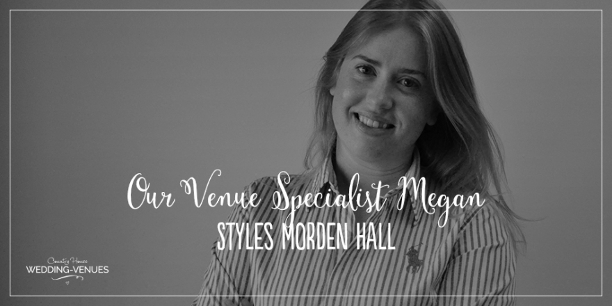 Our Venue Specialist's Perfect Wedding At Morden Hall | CHWV