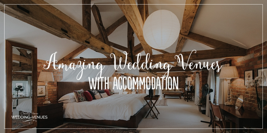 11 Wedding Venues With The Most Amazing Accommodation | CHWV