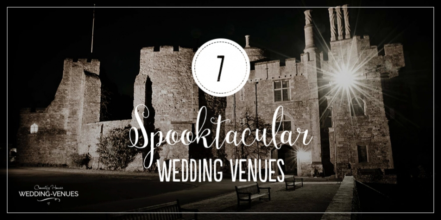7 Spooktacular Halloween Wedding Venues | CHWV