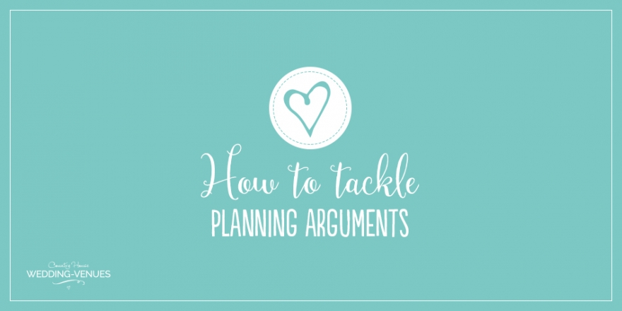 Rules of engagement: How to tackle wedding planning arguments | CHWV