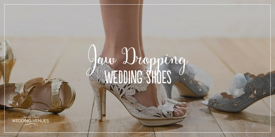 Jaw-Dropping Wedding Shoes To Suit Every Budget | CHWV