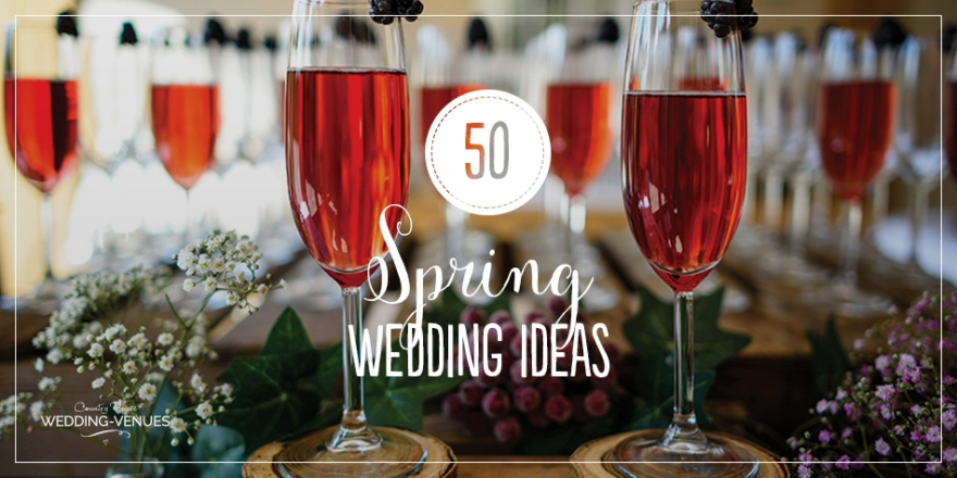 50 Must-See Spring Wedding Ideas | CHWV