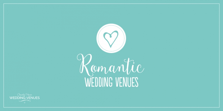 34 Romantic Wedding Venues That You'll Fall In Love With | CHWV