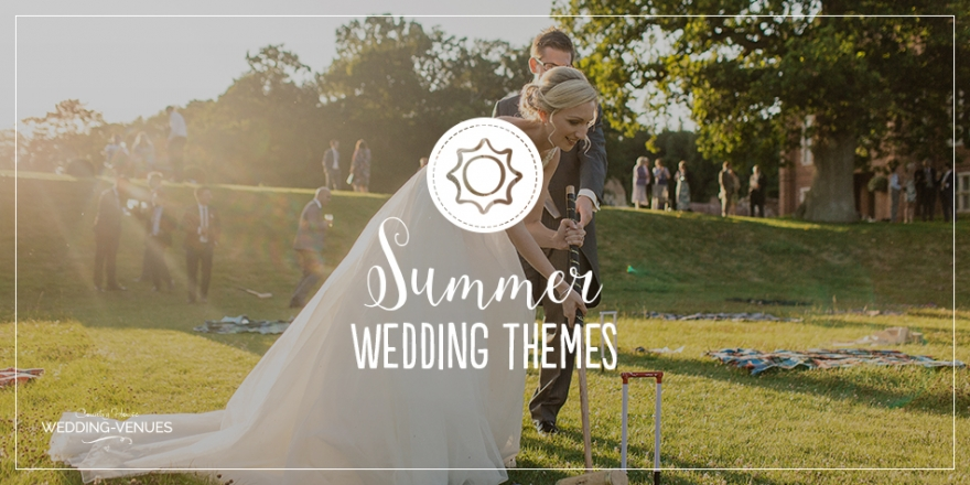 The Best Summer Wedding Themes | CHWV
