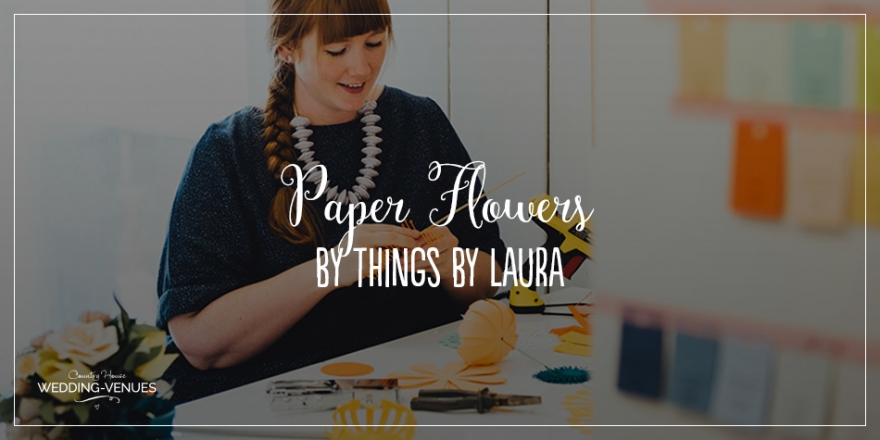 Ask the Experts: Paper Flowers by Things by Laura | CHWV