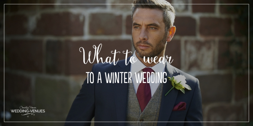 What to Wear to a Winter Wedding: Wedding Guests | CHWV
