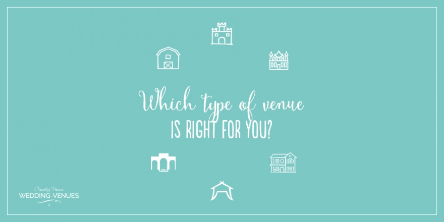 Which Type Of Venue Is Right For You? | CHWV