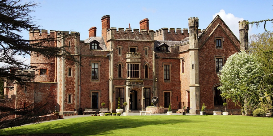 Why Rowton Castle is Perfect All Year Round | CHWV