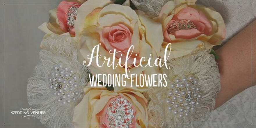 Here's Why You Should Be Using Artificial Wedding Flowers On Your Big Day | CHWV