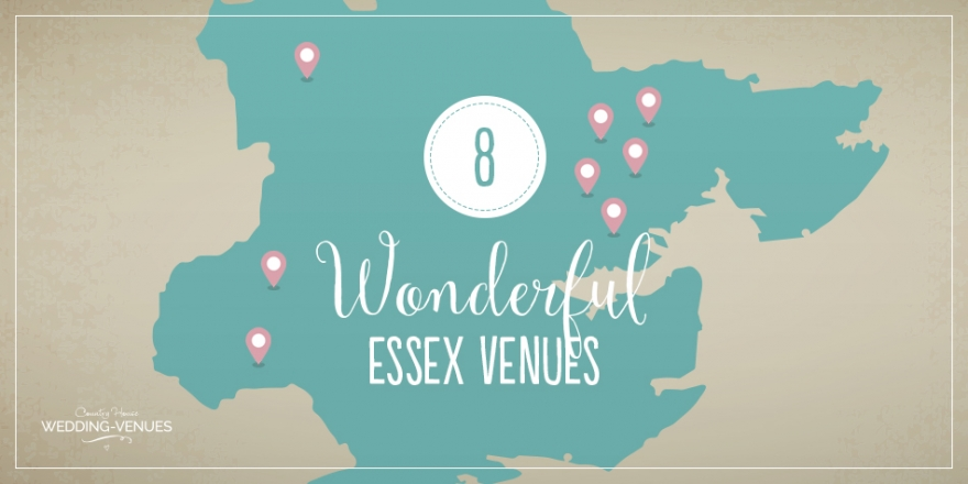 8 Wonderful Wedding Venues In Essex | CHWV