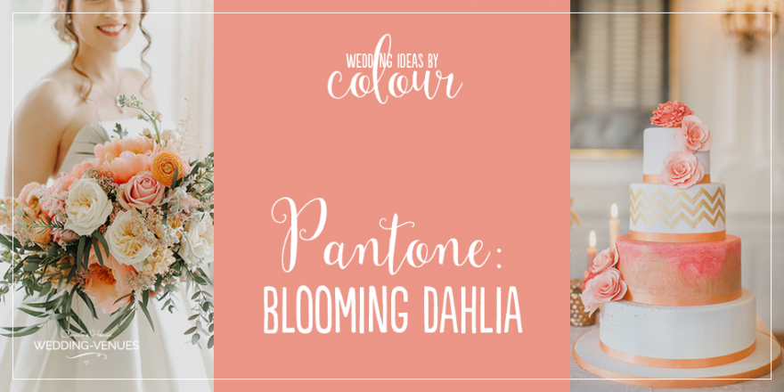 Wedding Ideas By Pantone Colour: Blooming Dahlia | CHWV