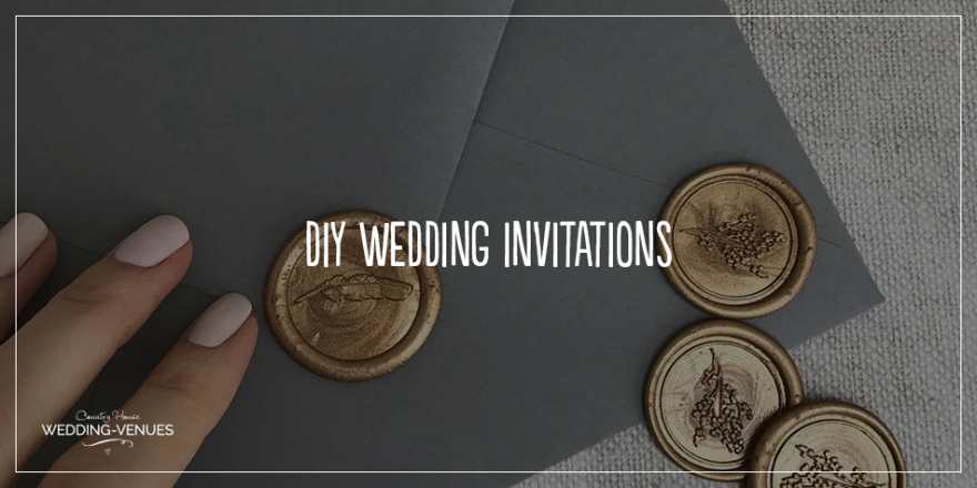 DIY Wedding Invitations | CHWV