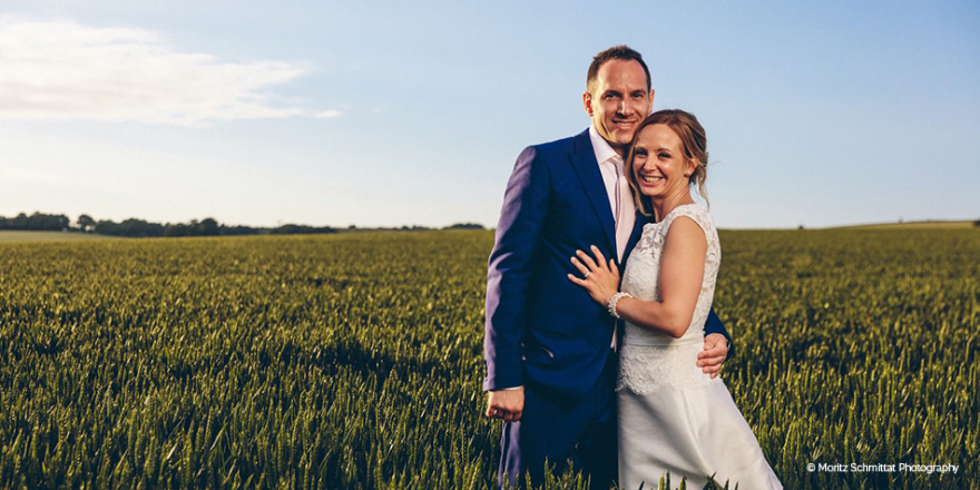 Real Wedding - Hannah and Kieran's Idyllic Summer Wedding at Long Furlong Barn | CHWV
