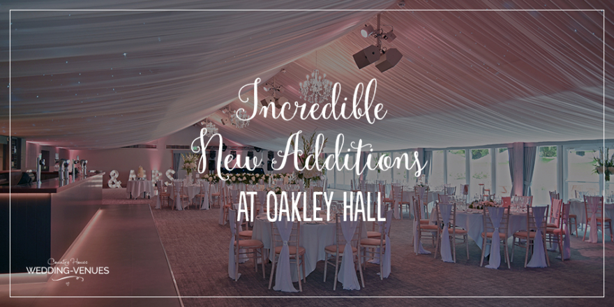 Incredible New Additions at Oakley Hall | CHWV