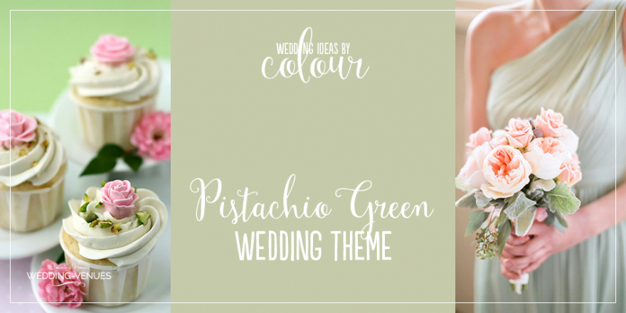 Wedding Ideas By Colour: Pistachio Green Wedding Theme | CHWV
