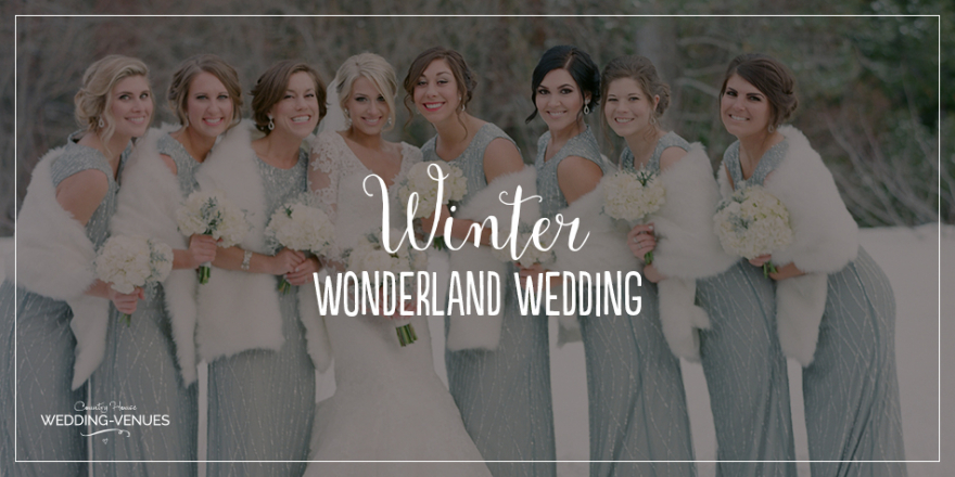 How To Plan Your Winter Wonderland Wedding | CHWV