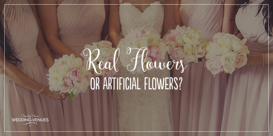 Real flowers or artificial flowers? | CHWV
