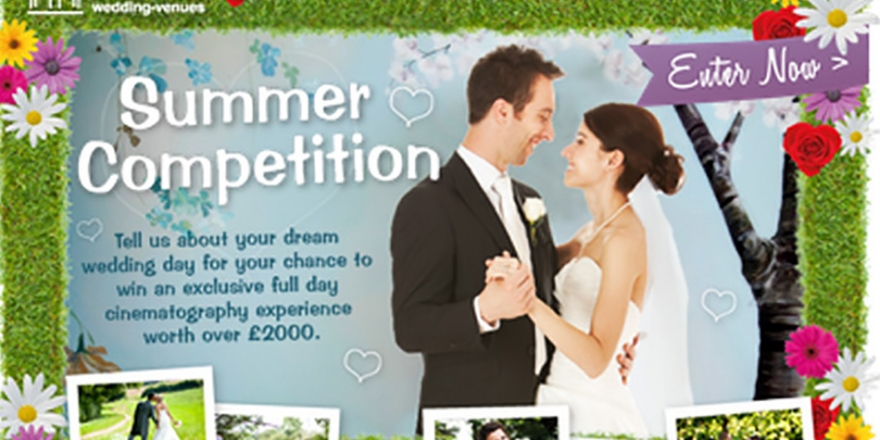 Summer of Love Wedding Competition | CHWV