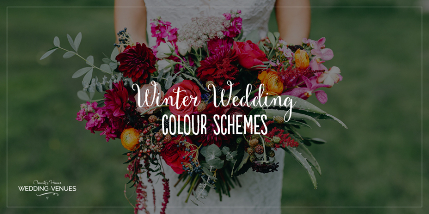 Wedding Ideas By Colour: Winter Wedding Colour Schemes | CHWV