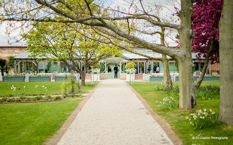 Gaynes Park Barn Wedding Venue In Essex