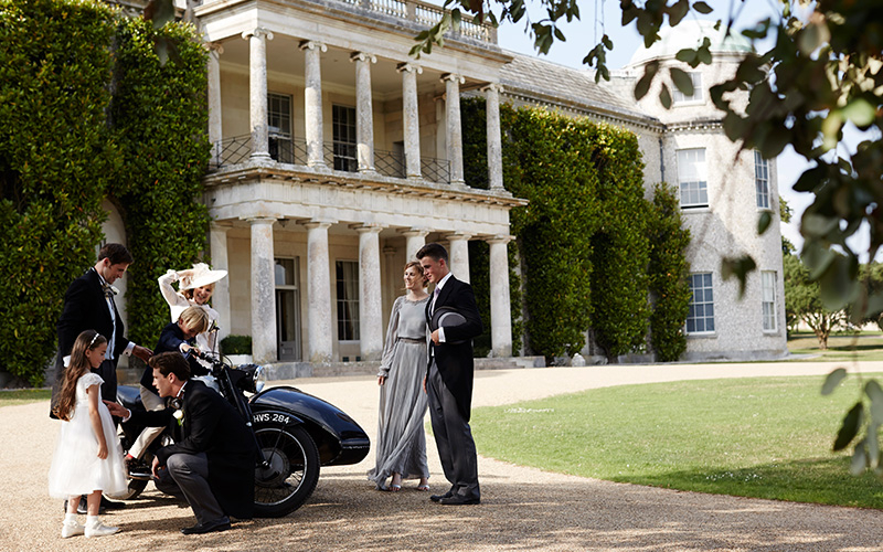 Goodwood wedding venue in West Sussex | CHWV