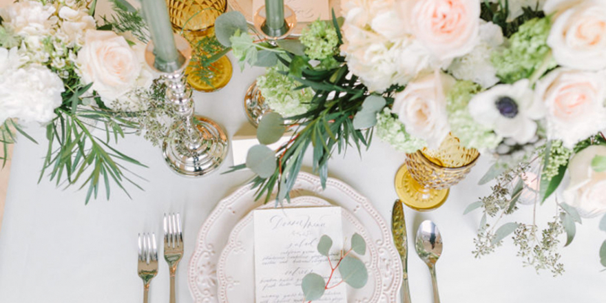 Neo Mint Green Wedding Ideas | CHWV