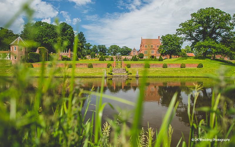 Oxnead Hall wedding venue in Norfolk | CHWV