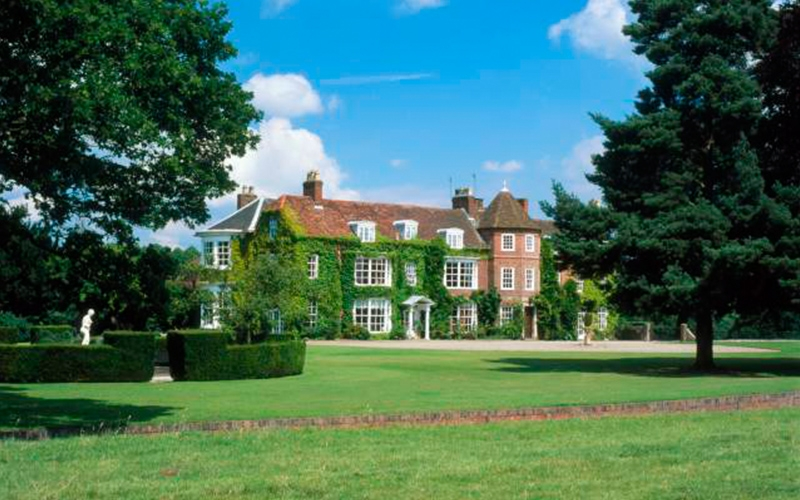 Park Hall wedding venue in Worcestershire