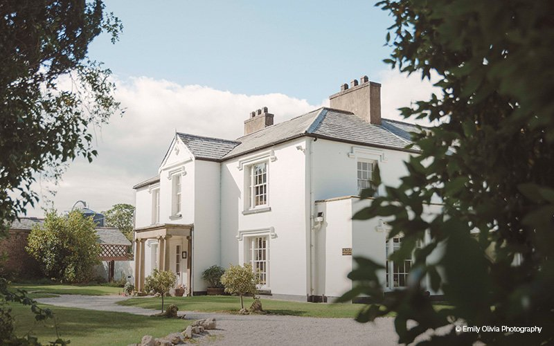 Pentre Mawr Country House Wedding Venue In Denbighshire