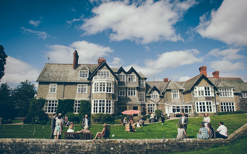 Country House Wedding Venue In South Wales
