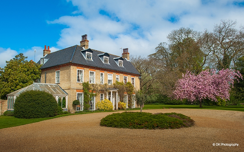 Sedgeford Hall wedding venue in Norfolk