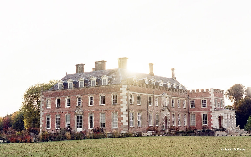 St Giles House wedding venue in Dorset | CHWV
