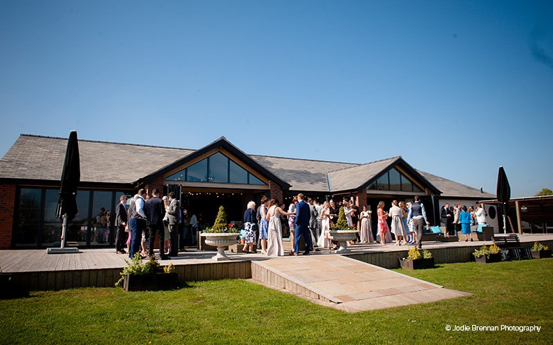 The Boat House garden wedding venue in Staffordshire | CHWV