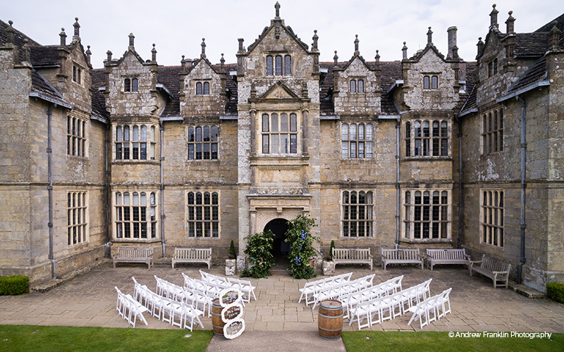 Wakehurst country house wedding venue in West Sussex | CHWV